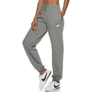 NWOT Gray Nike Joggers